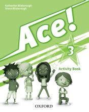 ace 3 activity book oxford university press espa 209 a s a agapea libros urgentes