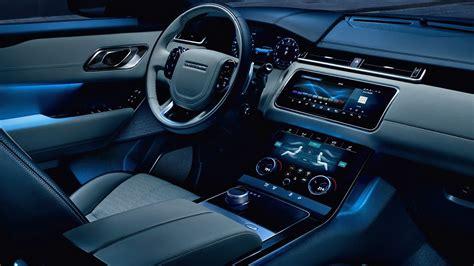 land rover interior range rover velar interior cars range