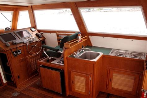 commercial fishing boat interiors 15 best classic sturdy series images on pinterest