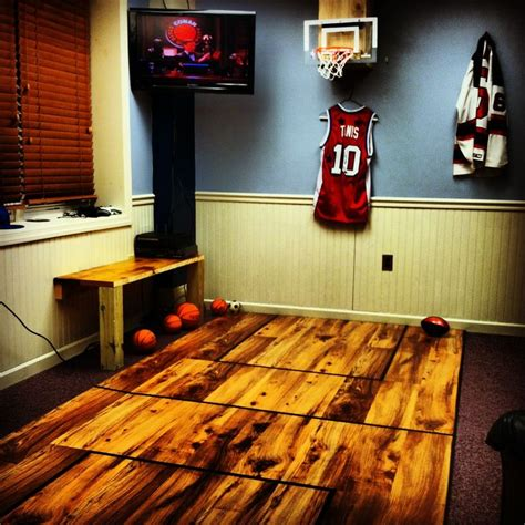basketball bedrooms basketball court in bedroom teen boy room ideas