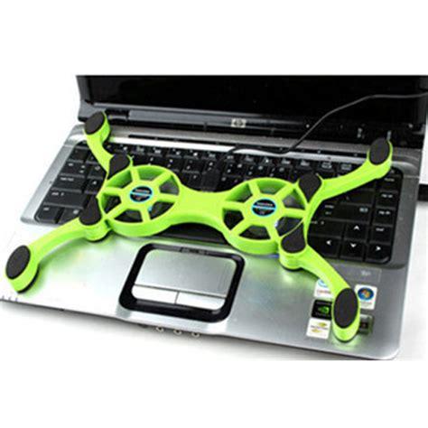 Mini Notebook Cooling Pad Fan Laptop mini usb 2 fan octopus cooling pad laptop fan cooler