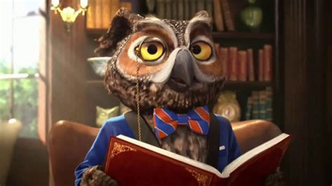 who voices the owl in americas best commercial xyzal children s allergy 24hr tv commercial a wise