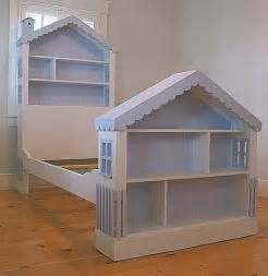 How To Build A Dollhouse Bookcase Old World Charm A Child S Dream Cottage Dollhouses