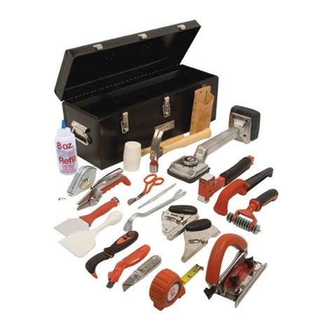 Flooring Installation Tools 10 750 Carpet Installation Tool Kit Tools4flooring