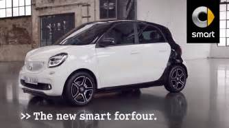 2015 new smart fortwo and smart forfour 4 door info