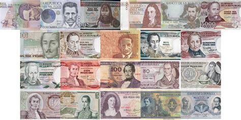 imagenes billetes venezuela actuales personajes que han sido cara de los billetes colombianos