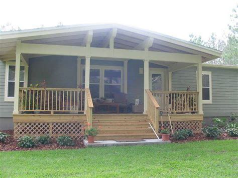 covered front porch plans free plans for mobile home covered porches studio