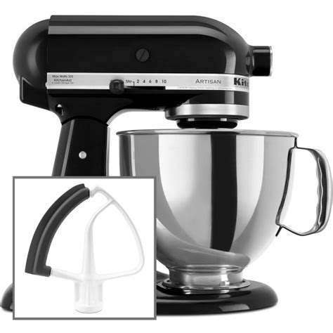 Kitchenaid 3 Speed Mixer Onyx Black Kitchenaid Ksm150psob2kit Onyx Black Stand Mixers