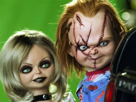 film chucky and tiffany child s play movies images chucky and tiffany seed of