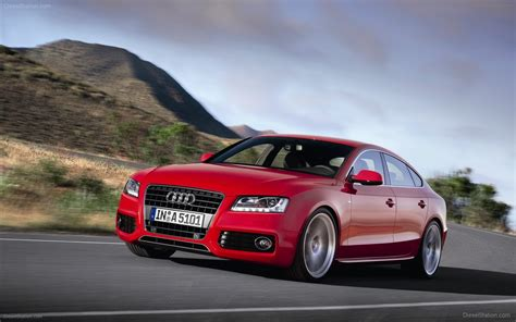 Audi A5 2010 by 2010 Audi A5 Sportback Widescreen Car Pictures 24