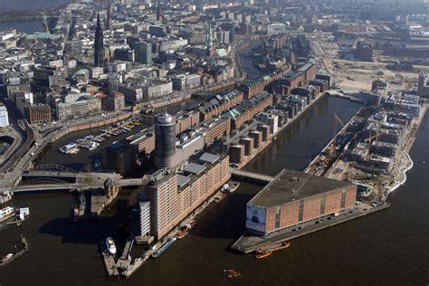 New Home Foundation by Hafencity Hamburg Hafencity The Genesis Of An Idea