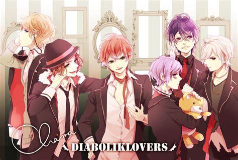 hola anime diabolik lovers anime vim diabolik lovers