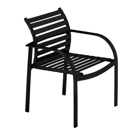 Patio Chair Straps Hton Bay Mix And Match Stack Patio Dining Chair Fcs60437a The Home Depot