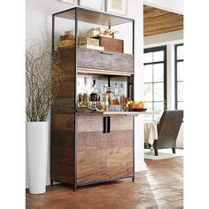 clive bar cabinet crate and barrel drinks cabinet clive bar cabinet crate and barrel drinks cabinet