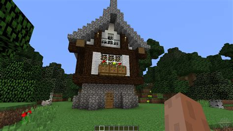 Cool House Blueprints medieval house map f 252 r minecraft