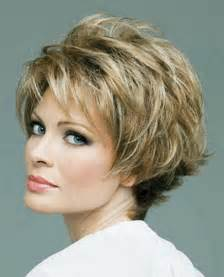 trendy hair cut for a 50 year short trendy hairstyles for women over 50
