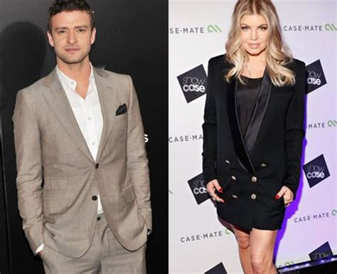 Fergie Performs With Justin Timberlake by Justin Timberlake And Fergie Oddball Couples The