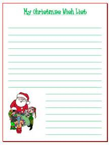 Printable Christmas Wish List Template Christmas Wish List Template Quotes Lol Rofl Com