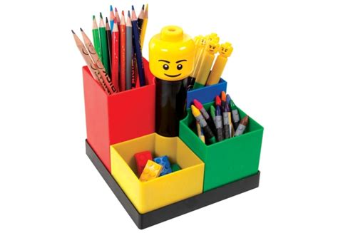Lego Desk Organizer Sedang Trending 10 Cool Accessories For Your Desk