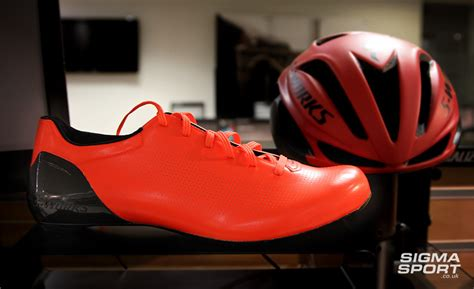 Specialized S Works Sub6 Road Shoes Burst Orange specialized 2016 product launch sigma sport