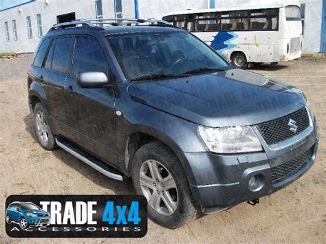 Suzuki Grand Vitara Roof Racks Suzuki Grand Vitara 5 Door Lwb Side Steps Running Boards