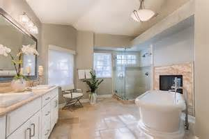 ideas and transitional spa like master bathroom decor from los remodel create relaxing getaway
