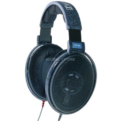Headphone Studio sennheiser hd 600 studio headphone dynamic half open