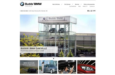 Budds Bmw Mini Motorrad Oakville by Bcni New Media