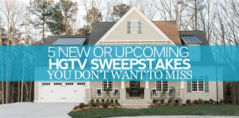 Hgtv Renovation Sweepstakes - 5 new or upcoming hgtv sweepstakes 2016 you don t want to miss bonus inside