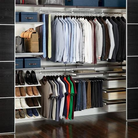 Reach In Closet by Walnut Organization