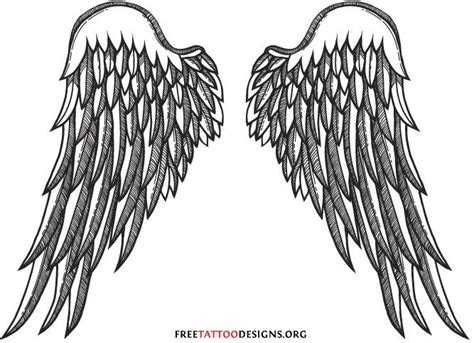 guardian angel wings tattoo designs gallery guardian wings designs