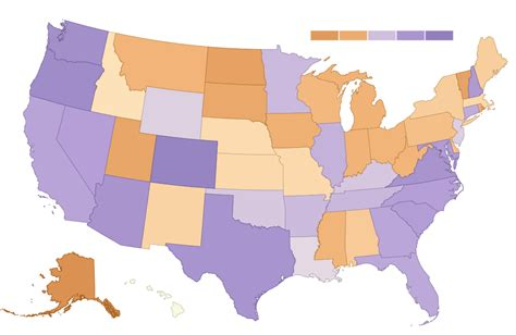 which state has the lowest cost of living the states that college graduates are most likely to leave