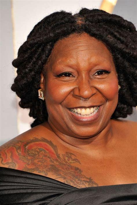 whoopi goldberg tattoo oscars fail as whoopi golberg is mistaken for oprah