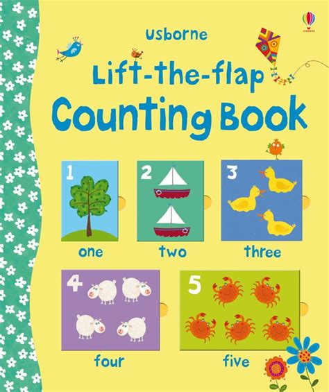 Go Go Counting Book 1 lift the flap counting book at usborne books at home