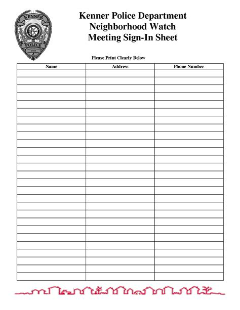 seminar sign up sheet template best photos of meeting sign in sheet free printable sign