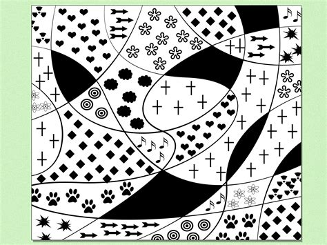 random pattern drawing how to create a random abstract drawing 11 steps with