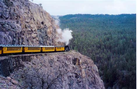 historic trains  colorado