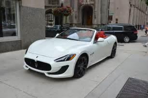 Maserati White Convertible Maserati Granturismo Convertible White Image 22