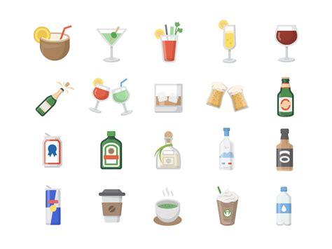 drink emoji drink emoji by zach roszczewski dribbble