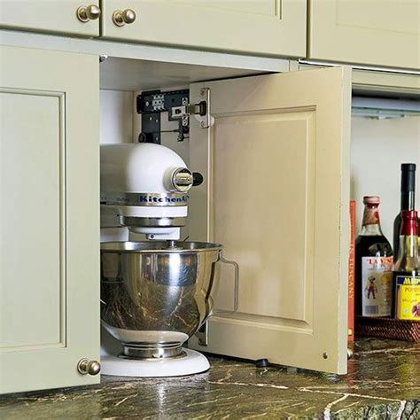 kitchen appliance storage ideas kitchen appliance storage ideas
