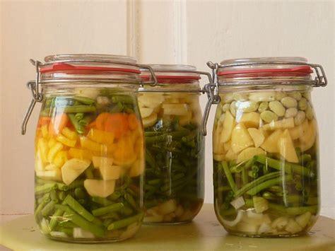 plats cuisin駸 en bocaux conserver vos l 233 gumes en bocaux permaculture