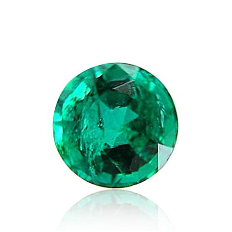 0 44 carat green emerald gemstone cut ebay