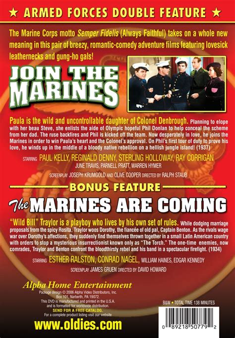 denys nagel join the marines 1937 the marines are coming 1934
