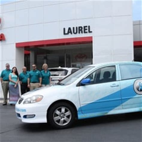 Laurel Toyota Johnstown Laurel Toyota Garages 933 Eisenhower Blvd Reviews