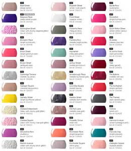 colors inc from to l a nails inc nail polishes launching