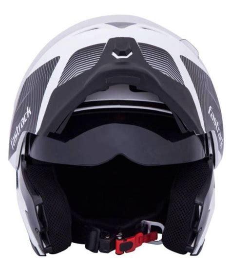Fastrack Helmets Way2speed fastrack hd02bl01 helmet dull blue l available