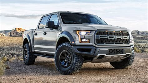2017 Ford F-150 Raptor | Top Speed F 150