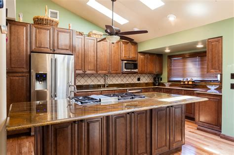 kitchen cabinets with countertops wholesale kitchen cabinets granite countertops in az