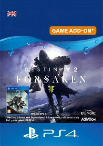 Ps4 Destiny 2 With Dlc destiny 2 forsaken dlc ps4 digital 163 29 44 using