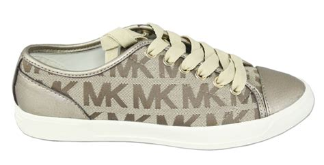 michael kors tennis shoes michael kors city sneaker logo jacquard tennis shoes
